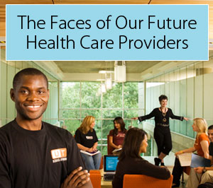 The Faces of our Future Healthcare Providers