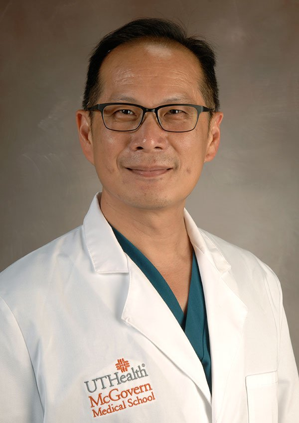 PHOTO OF HENRY WANG, M.D.