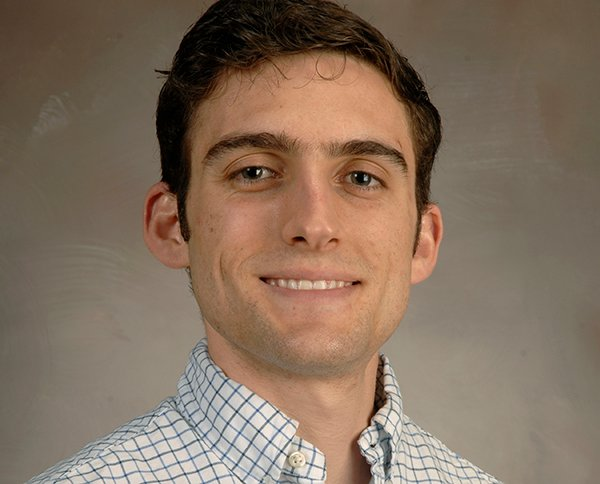 Photo of Michael Bagg (Photo by Dwight Andrews/McGovern Medical School at UTHealth)