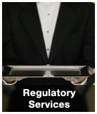 regulatory services